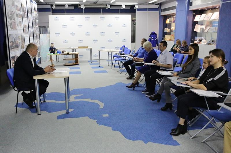 Артём Зайцев встретился с представителями Ассоциации чувашей «Таван»