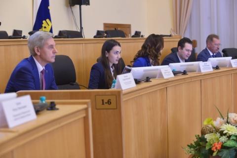 В Общественной молодежной палате тюменского региона серьезные перемены