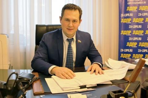 Глеб Трубин: встречи с избирателями – один из главных источников законодательных инициатив