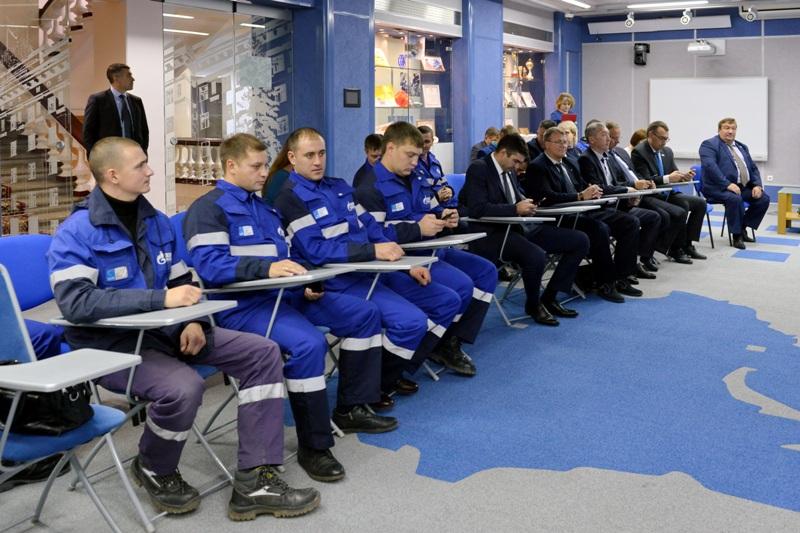 Сергей Корепанов: на территории Тюменской области успешно реализуется программа газификации